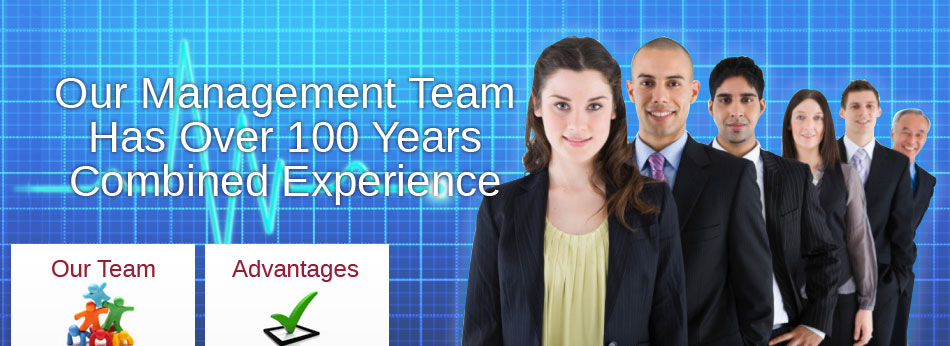 Med Associates, Inc.: Our Management Team Has Over 100 Years Combined Experience
