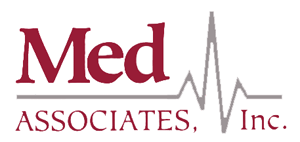 About Med Associates, Inc team, history, services, technology, and resources.